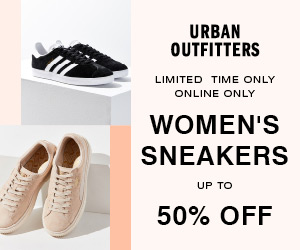 Up to 50% Off Women's Sneakers at UrbanOutfitters.com