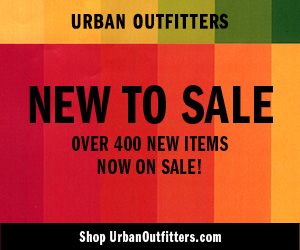 New To Sale at UrbanOutfitters.com