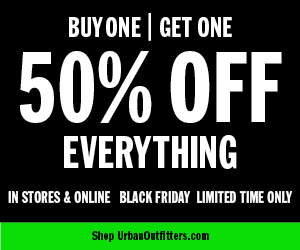 For A Limited Time- BOGO 50% Off Sitewide at UrbanOutfitters