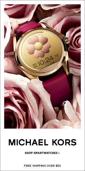US - Shop Michael Kors Wearables