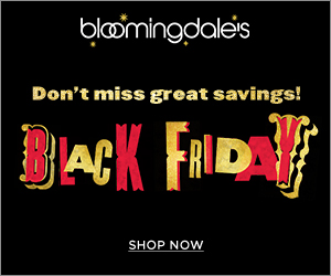 Don't miss great Black Friday specials throughout Bloomingdales.com—today only! PLUS, free shipping. Not combinable with our Buy More, Save More. Offer valid Nov 24.