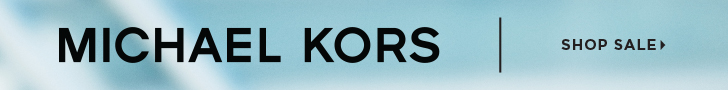 Enjoy an additional 25% off already reduced styles at Michael Kors. Valid 2/24-3/5