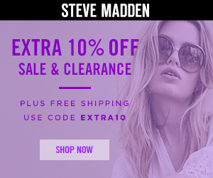 10% off Sale & Clearance plus Free Shipping. Use Promo Code: EXTRA10. Valid 6/1-6/30