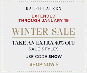 Winter Sale Extension Banners