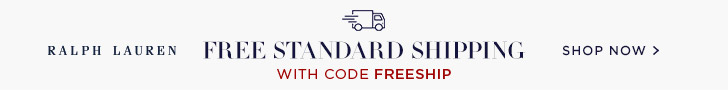 Free standard shipping with code FREESHIP. Valid 11/9/17 – 12/20/17