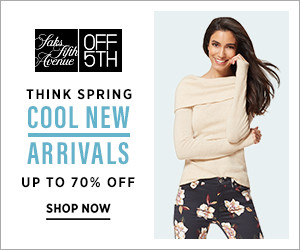 Think Spring Cool New Arrivals