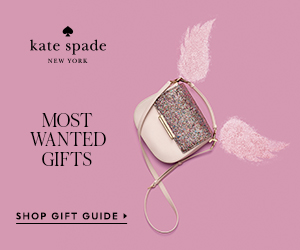 most wanted: this season, give a little joy and shop the holiday gift guide at kate spade!