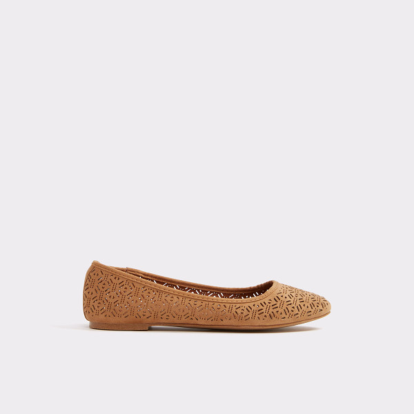 """ALDO Aavia - What we mean by """"twinkle toes"""", a bedazzled ballerina flat..."""
