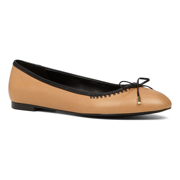ALDO Aessa flats - A slip-on flat with elegant stitch detailing and a sweet...