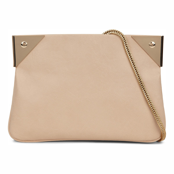 ALDO Appleblues clutch - This feminine evening clutch is the perfect accessory to...