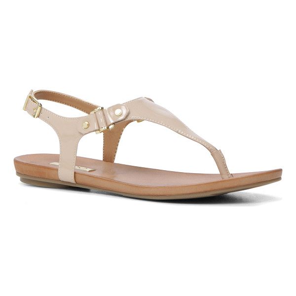 ALDO Ashley-U - A classic thong sandal featuring a super comfy contoured...