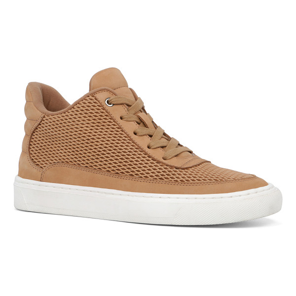 ALDO Astarenna - Casual and (very) cool. Introduce this sneaker to textured...