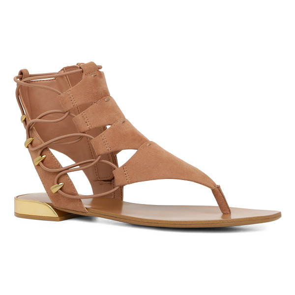 ALDO Athena - A trend-right sock-thong sandal your entire wardrobe can...