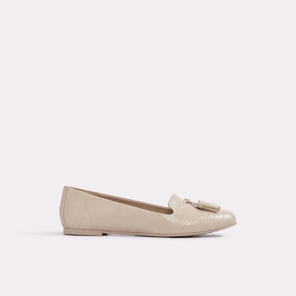 ALDO Auchi - This tassel topped slip-on flat offers a touch of boho...