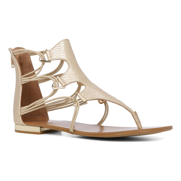 ALDO Barbiana - Summer's favorite shoe gets a refined lace-up update...