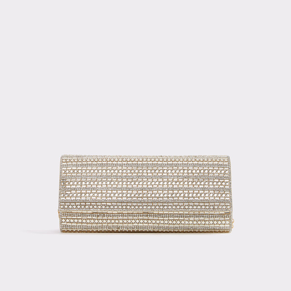 ALDO Bascemi - Twinkle, twinkle-this dazzling baguette clutch is pure arm