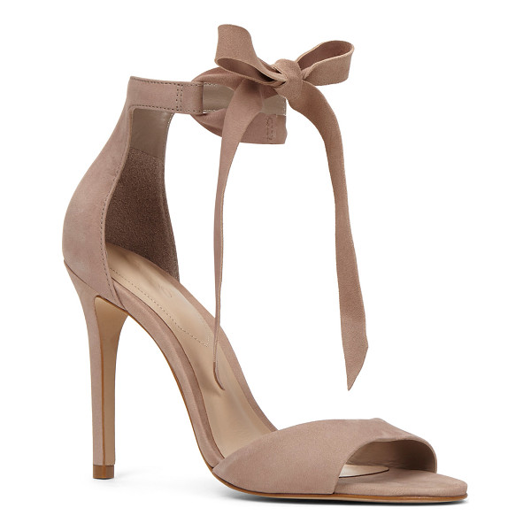 ALDO Belidda - This stylish T-strap sandal features cutouts and a petite