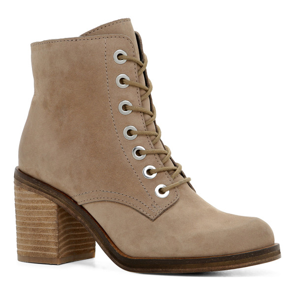 ALDO Buona - These edgy lace-up boots have as much character as you do!...
