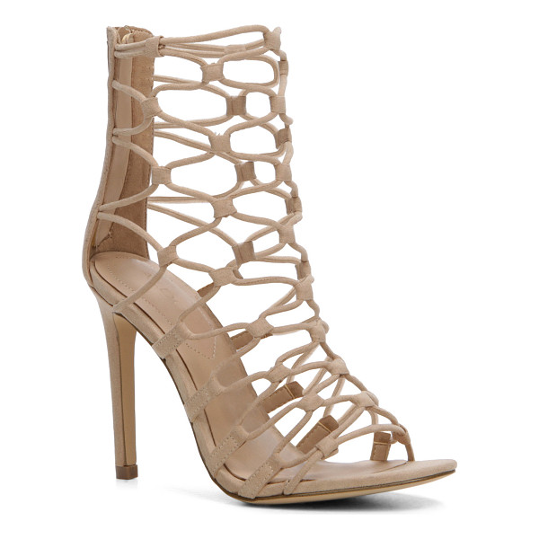 ALDO Caldari - Kick things up a notch. A cage stiletto is all the impact...