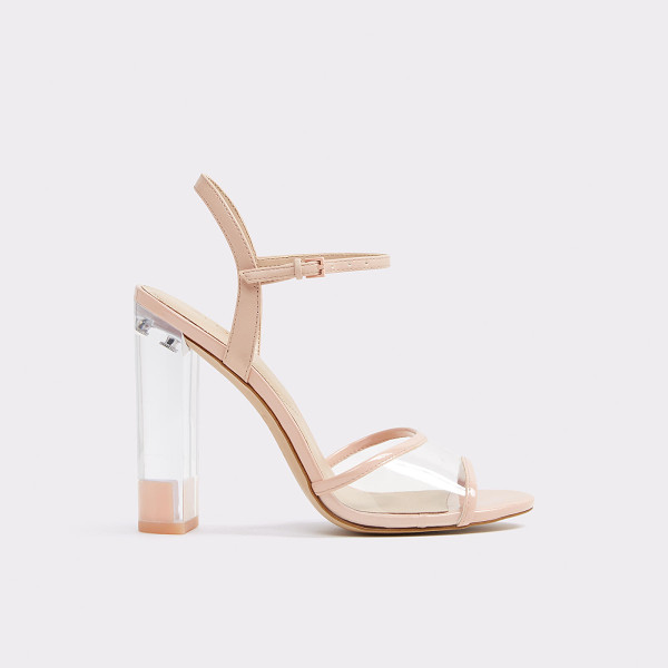 ALDO Camylla - Clearly, this stacked heel strappy sandal is trend forward...