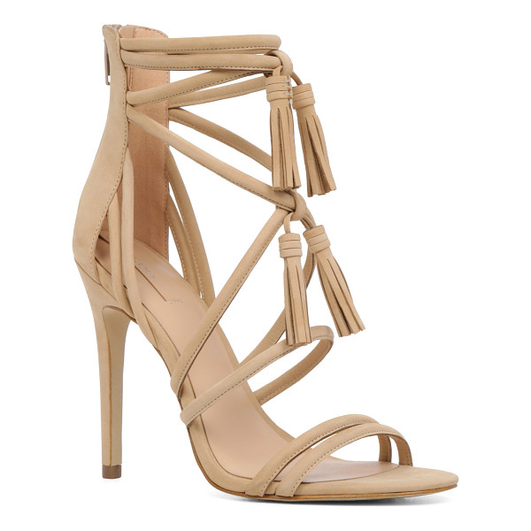 ALDO Catarina - A caged silhouette and tassel ties make any occasion a