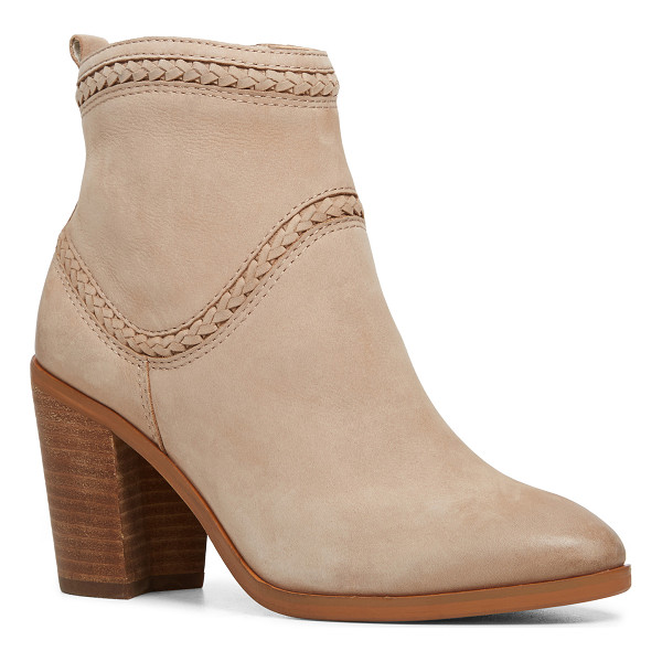 ALDO Cathrina - A classic western side-zip ankle boot made modern with a