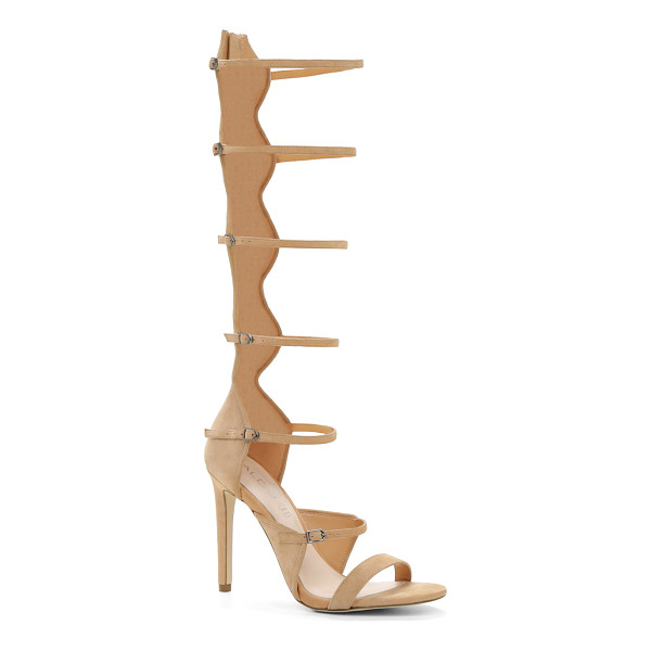 ALDO Cirella sandals - Multi-strap gladiator. - Back zipper. - Single sole. -...