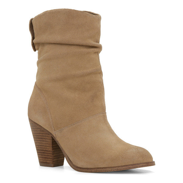 ALDO Consuma - These beautiful pleated boots are a great pick for any...