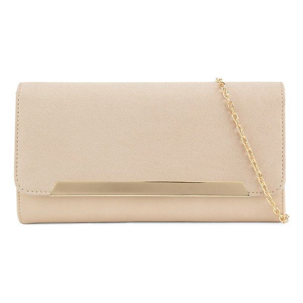 ALDO Cornovecchio clutch - The biggest style sometimes comes in the smallest packages,...