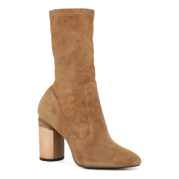 ALDO Crillan - Fashionistas will simply adore these structured mid-calf...