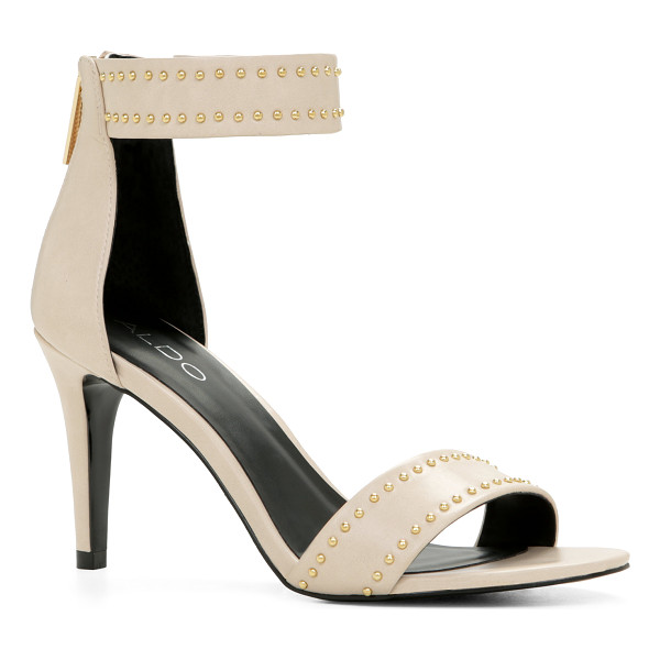ALDO Erminia pumps - Choose these delicate two-piece strappy sandals to wear...