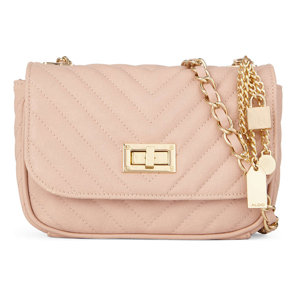 ALDO Flyingfox - Elevate your handbag collection with this elegant quilted...
