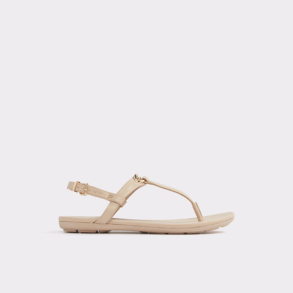 ALDO Gaella u - Effortless style takes shape in this strappy thong sandal.