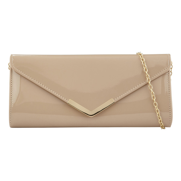 ALDO Gallington clutch - Get the perfect evening or party look with this gorgeous...