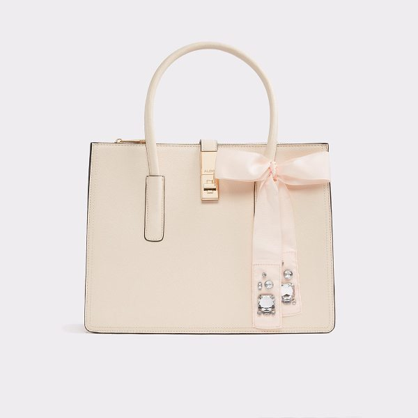 ALDO Gararoge - Demurely shaped for the lady in you, this tote is...