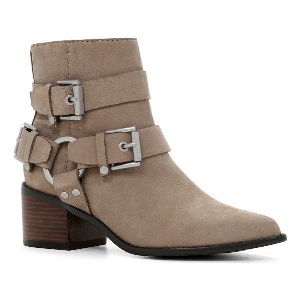 ALDO Genn boots - Let yourself get inspired by these modern and edgy zipped...