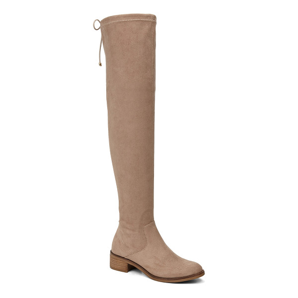 ALDO Gerama - Rustic chic gets a thigh-high silhouette. For those who