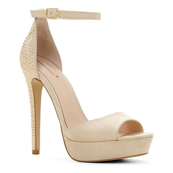 ALDO Glelin - You'll make quite an entrance with these stunning studded...