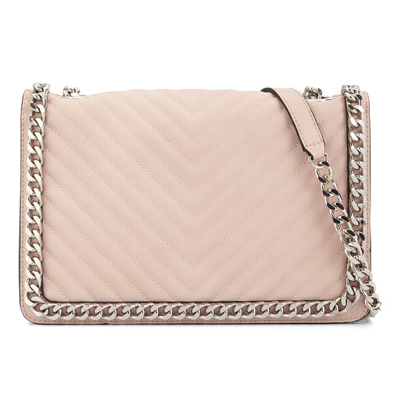 ALDO Greenwald shoulder bag - A quilted bag is totally linked-in courtesy of chained...