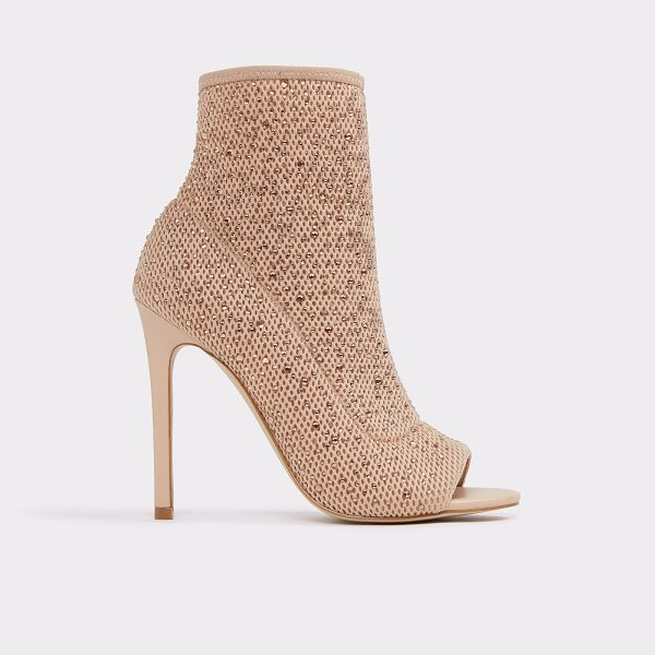 ALDO Hema - Redefining the term knitwit, these stretch-knit shooties...