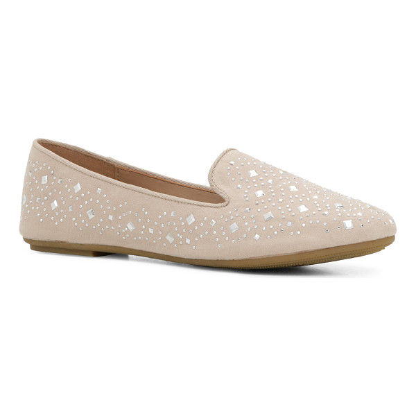ALDO Hyven - These lovely ballerinas are embellished with small stones...