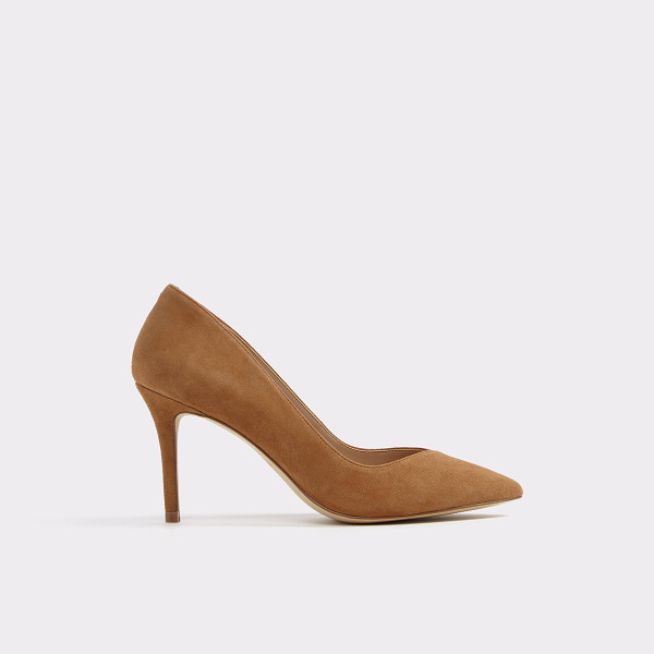 ALDO Jaysee - A luxe leather stiletto pump hits the sweet spot between...