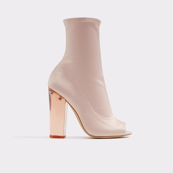 ALDO Jupiter - Lucite heel elevates the understated style and versatility