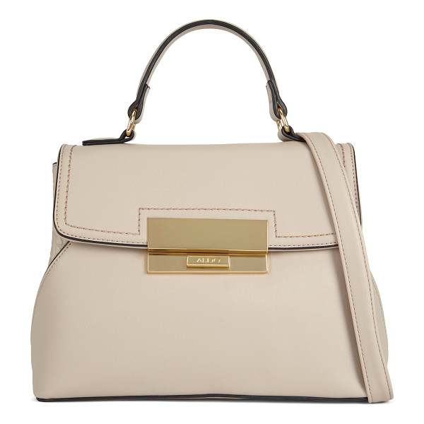 ALDO Kassler tote - A spacious interior, structured profile and golden piece...