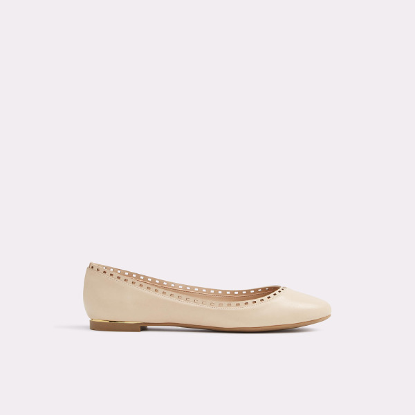 ALDO Kaydien - A timeless ballet flat made modern courtesy of perforated...