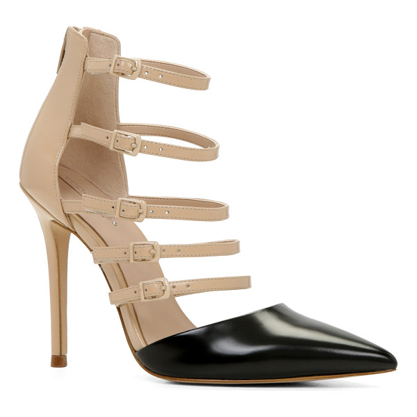 ALDO Kieu pumps - Stay a step ahead with these fabulous multi-strap sandals!...
