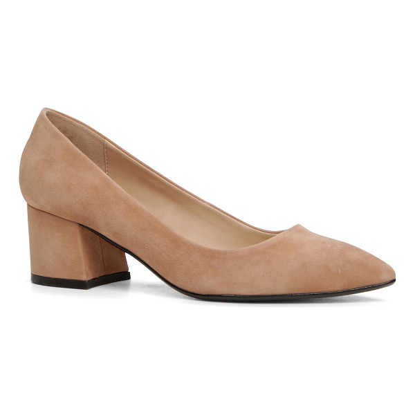ALDO Kolito - Block heels on ballet flats are the only shoe that matters...