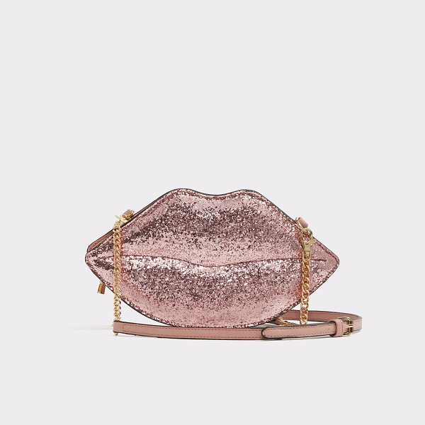 ALDO Laraviel - A playful pucker-shaped crossbody achieves on-the-go ease...