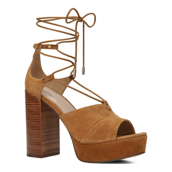 ALDO Layma - Sky high, high style. The platform sandal is back with a