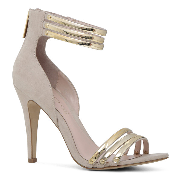 ALDO Leinan sandals - Ankle strap. - Single sole. - Almond toe. - Open toe. -...